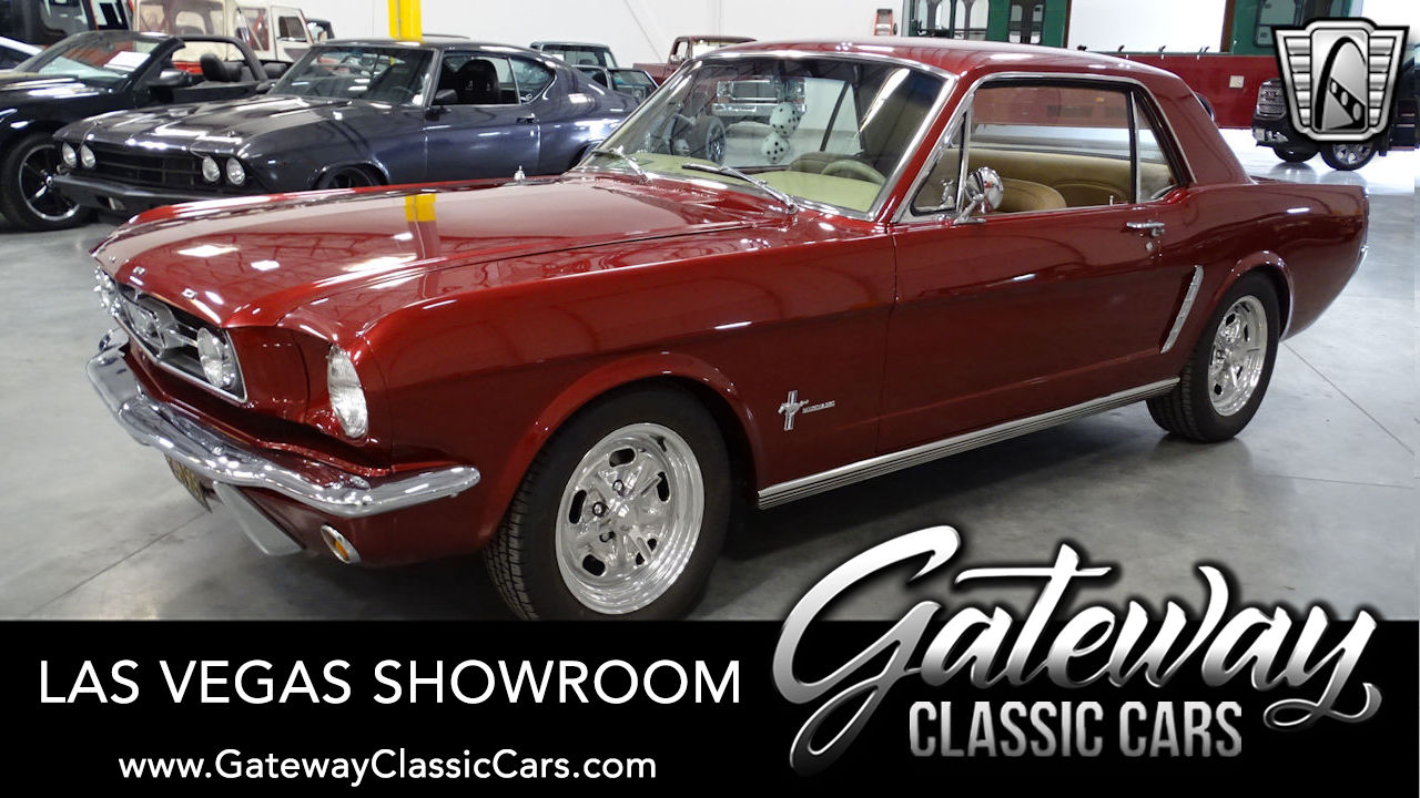 Used 1964 Ford Mustang