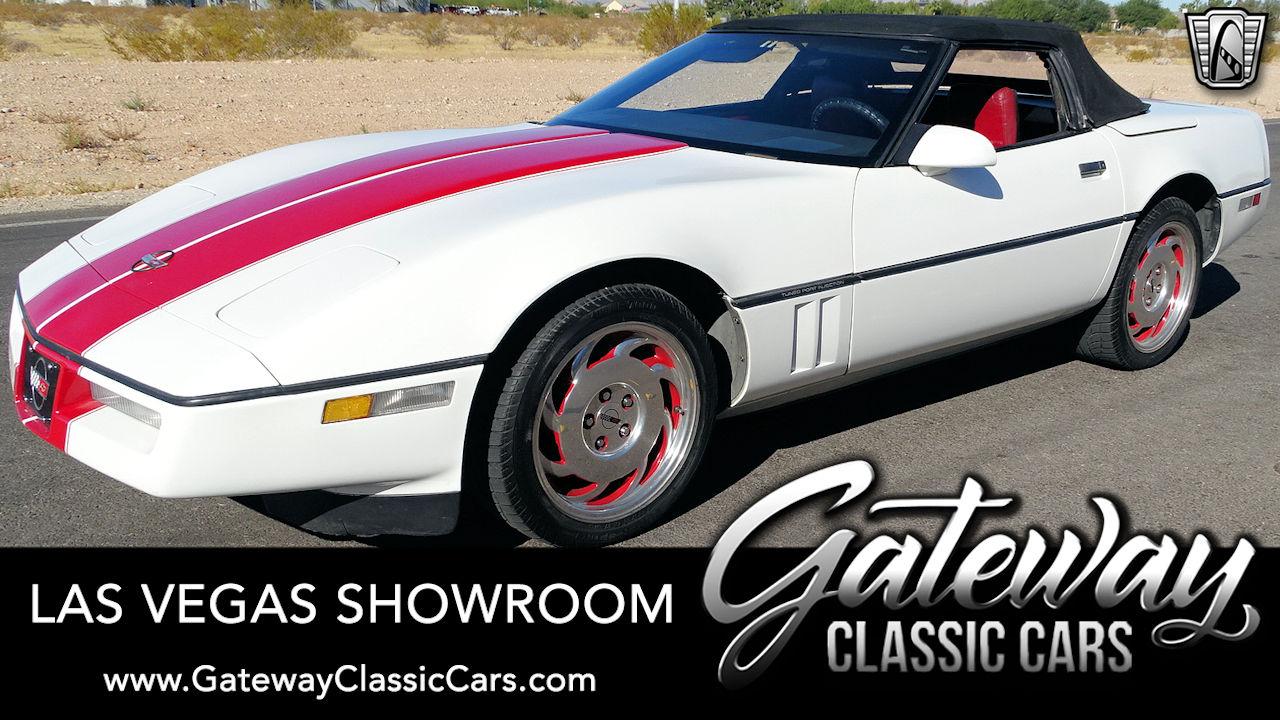 Used 1986 Chevrolet Corvette
