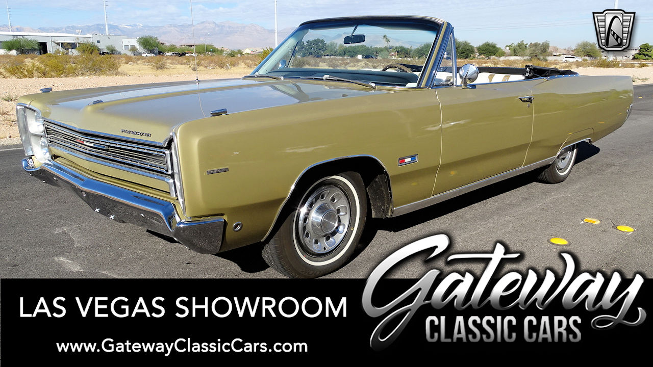 Used 1968 Plymouth Sport Fury