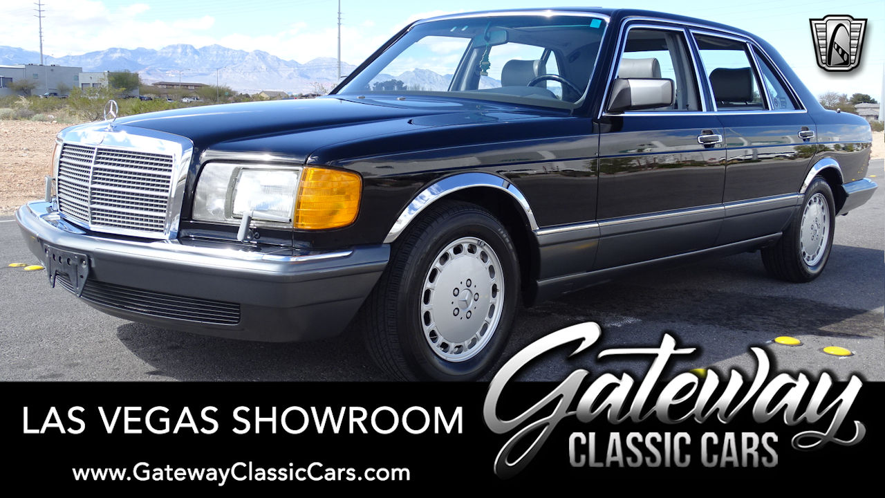 Used 1991 Mercedes-Benz 300SEL