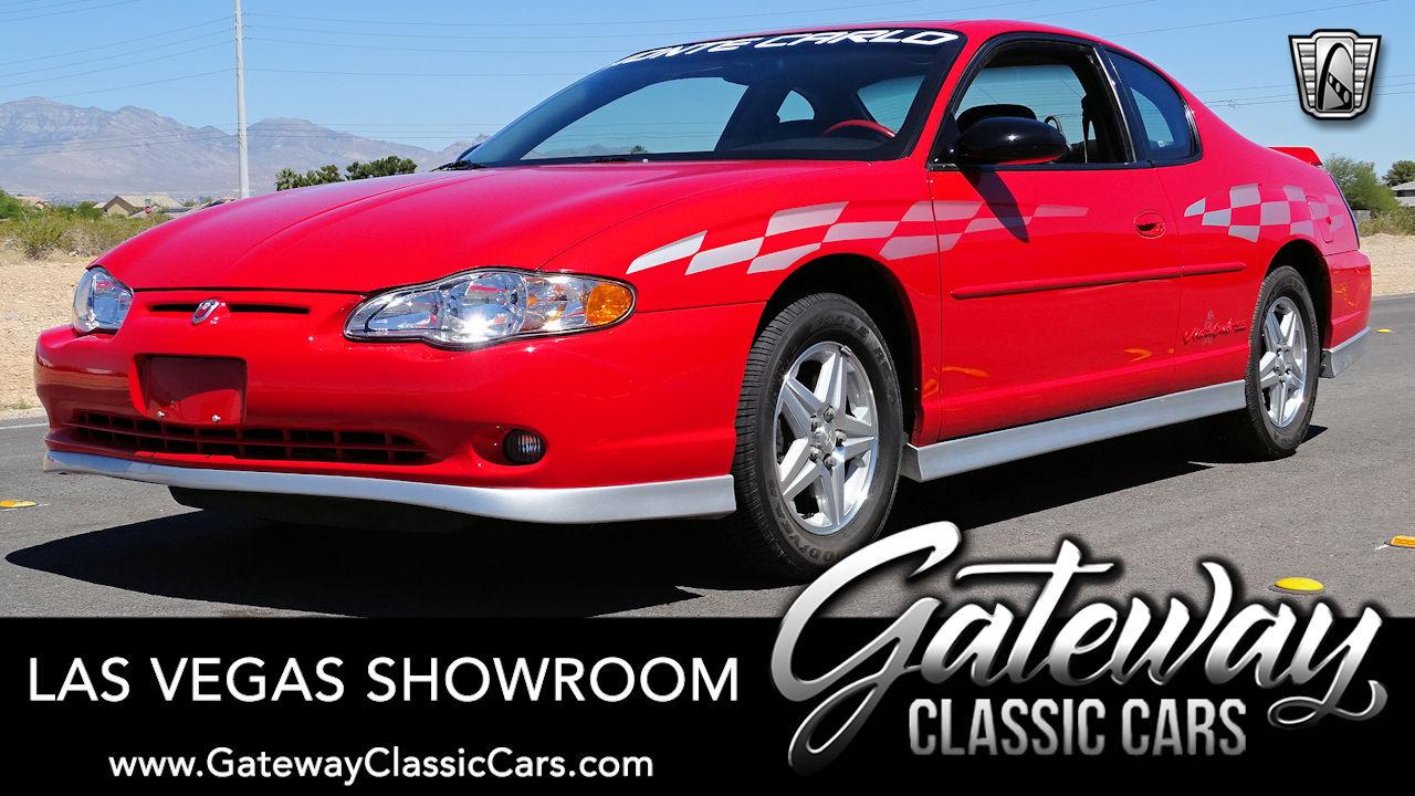 Used 2000 Chevrolet Monte Carlo