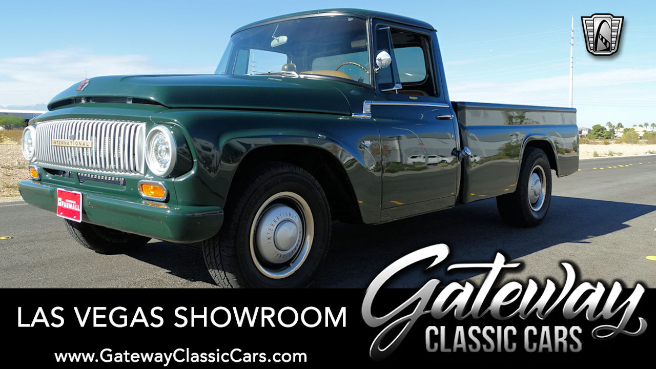 Used 1965 International 1200 Custom