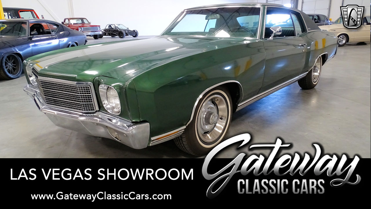 Used 1970 Chevrolet Monte Carlo