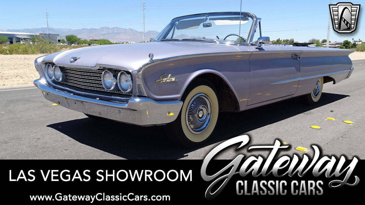 Used 1960 Ford Galaxie