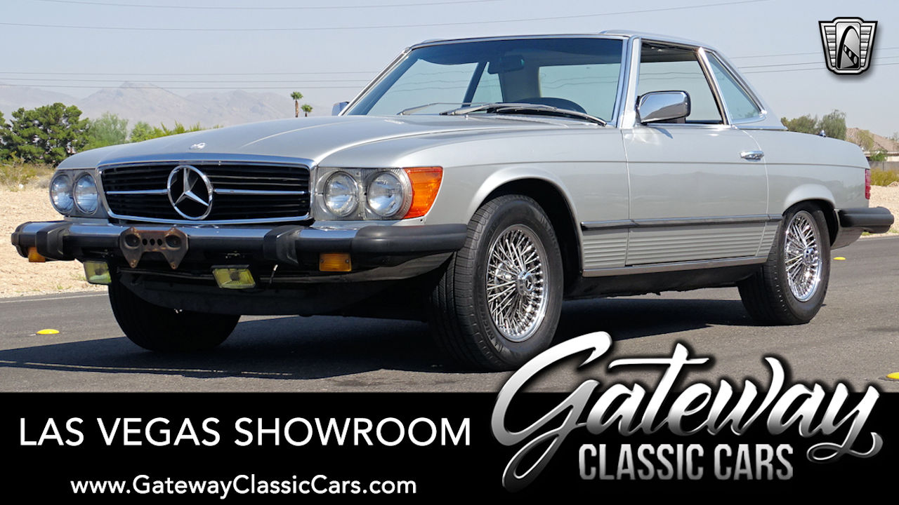 Used 1980 Mercedes-Benz 450SL