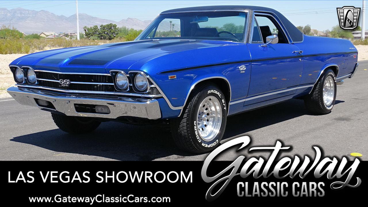 Used 1969 Chevrolet El Camino
