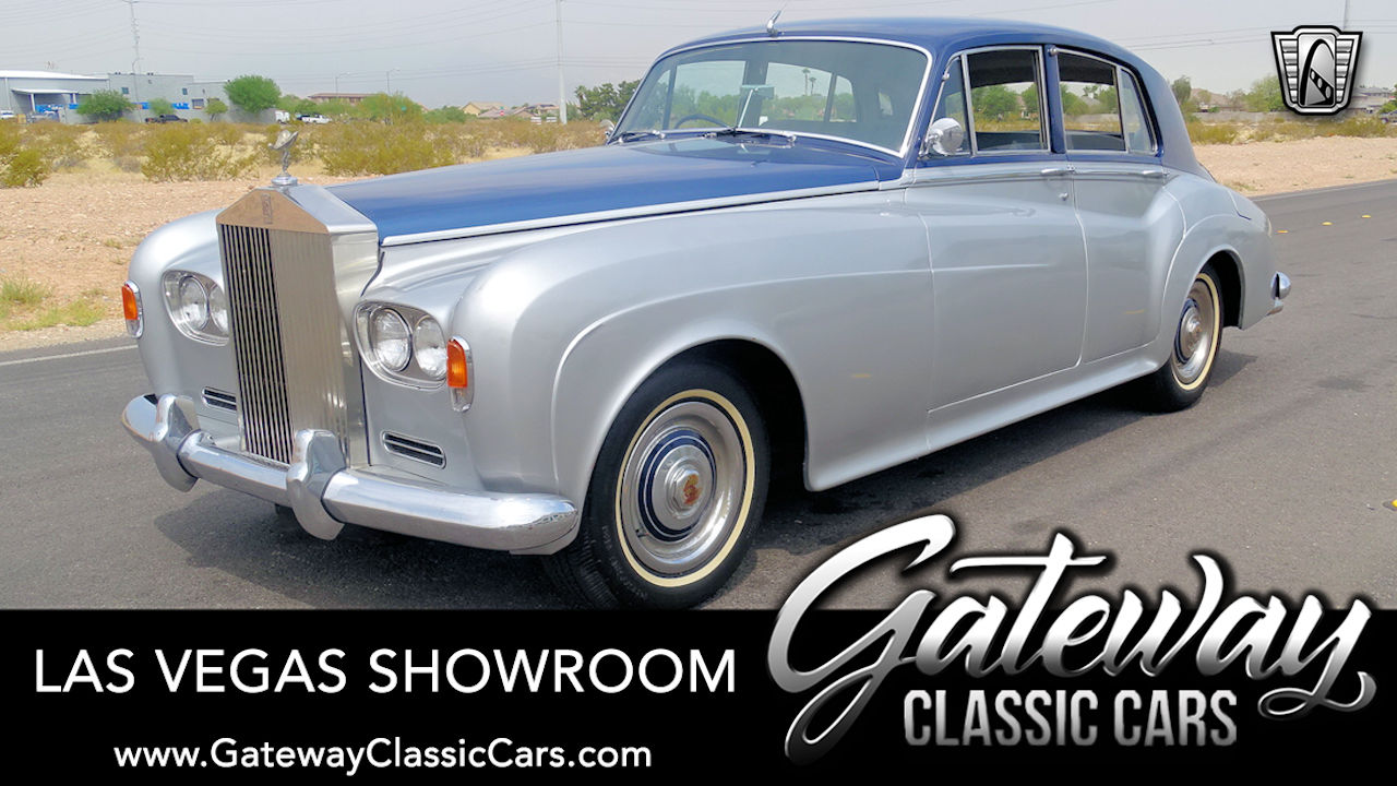 1965 Rolls Royce Silver Shadow