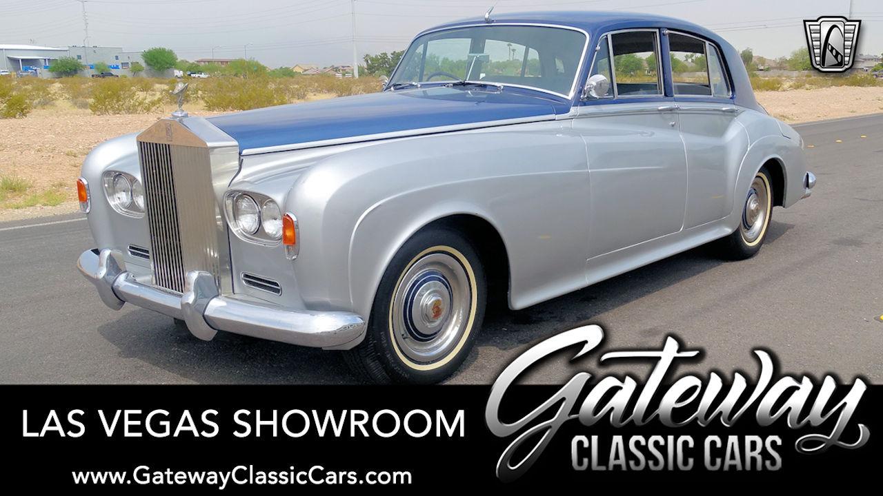1965 Rolls Royce Silver Shadow
