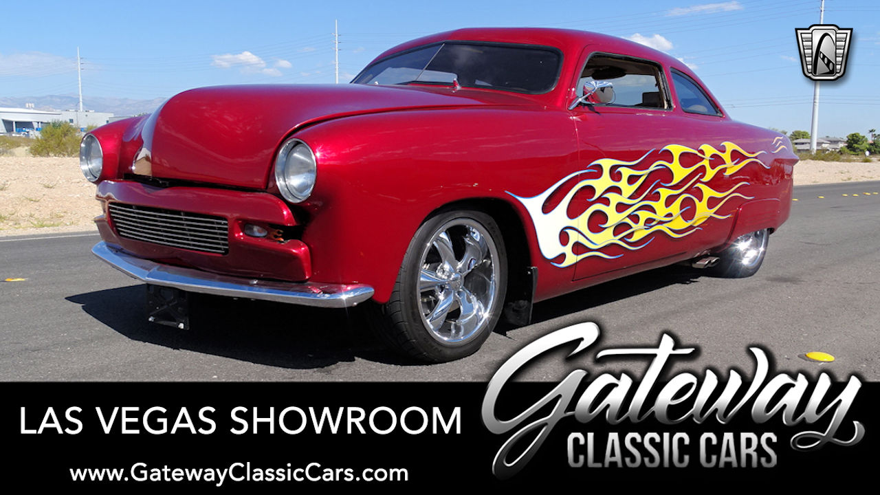 Used 1950 Ford Business Coupe