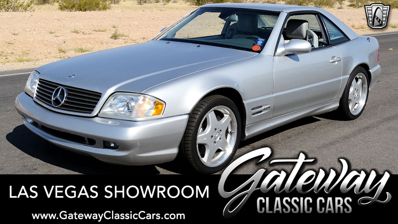 Used 1999 Mercedes-Benz SL500