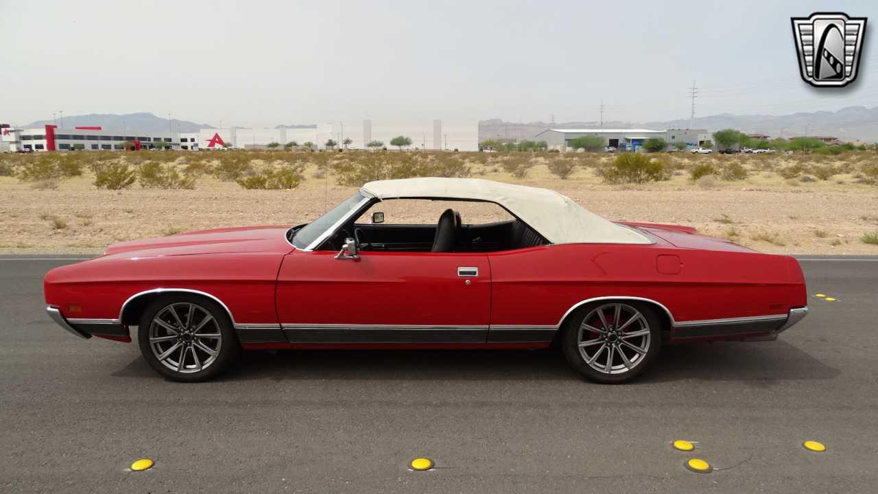 1971 Ford LTD 2