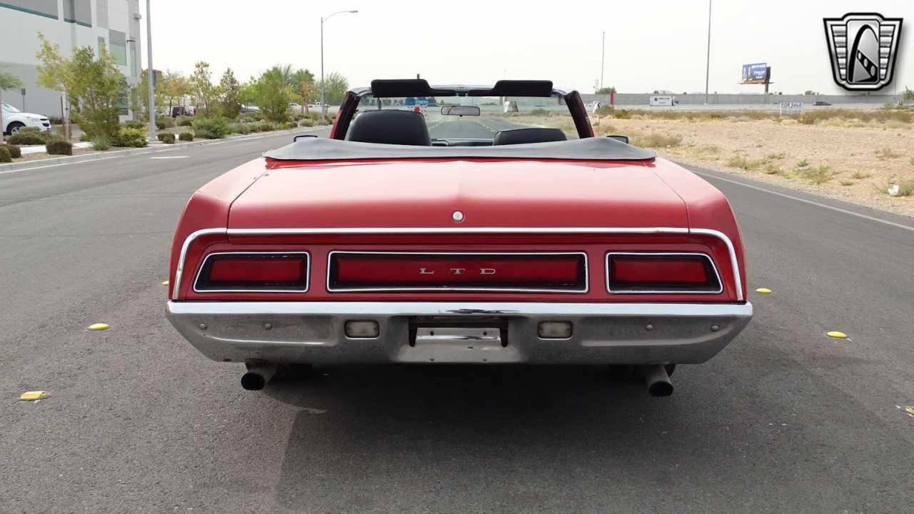 1971 Ford LTD 45