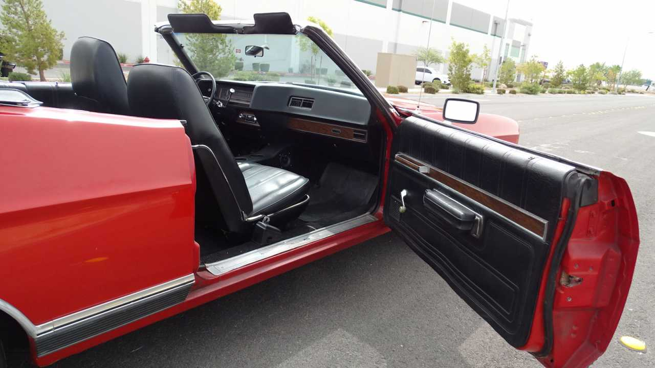 1971 Ford LTD 5