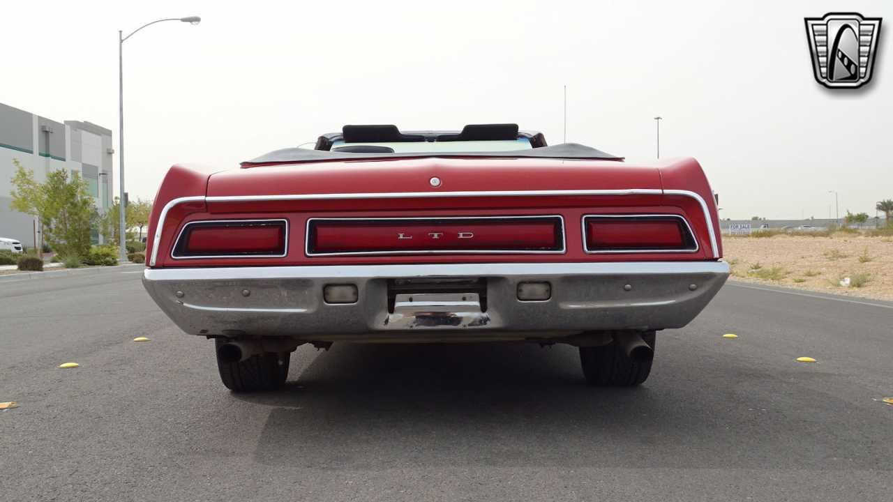 1971 Ford LTD 46