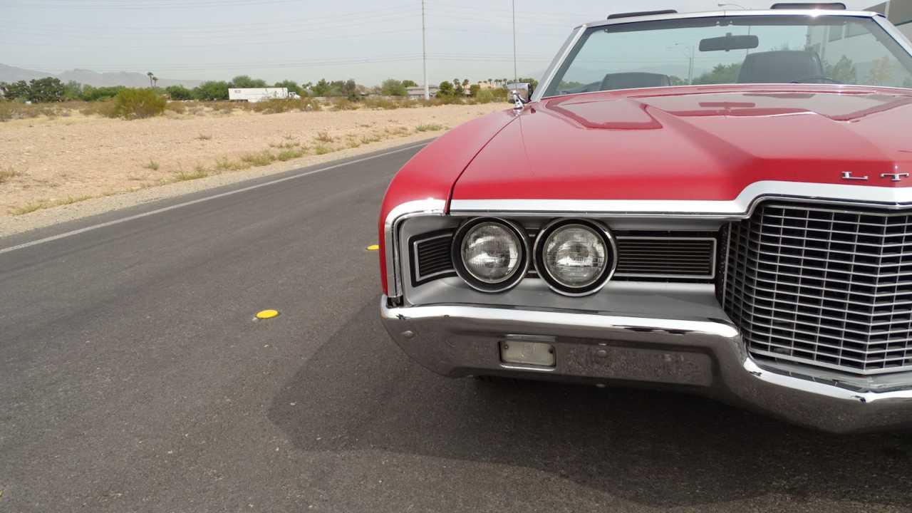1971 Ford LTD 50