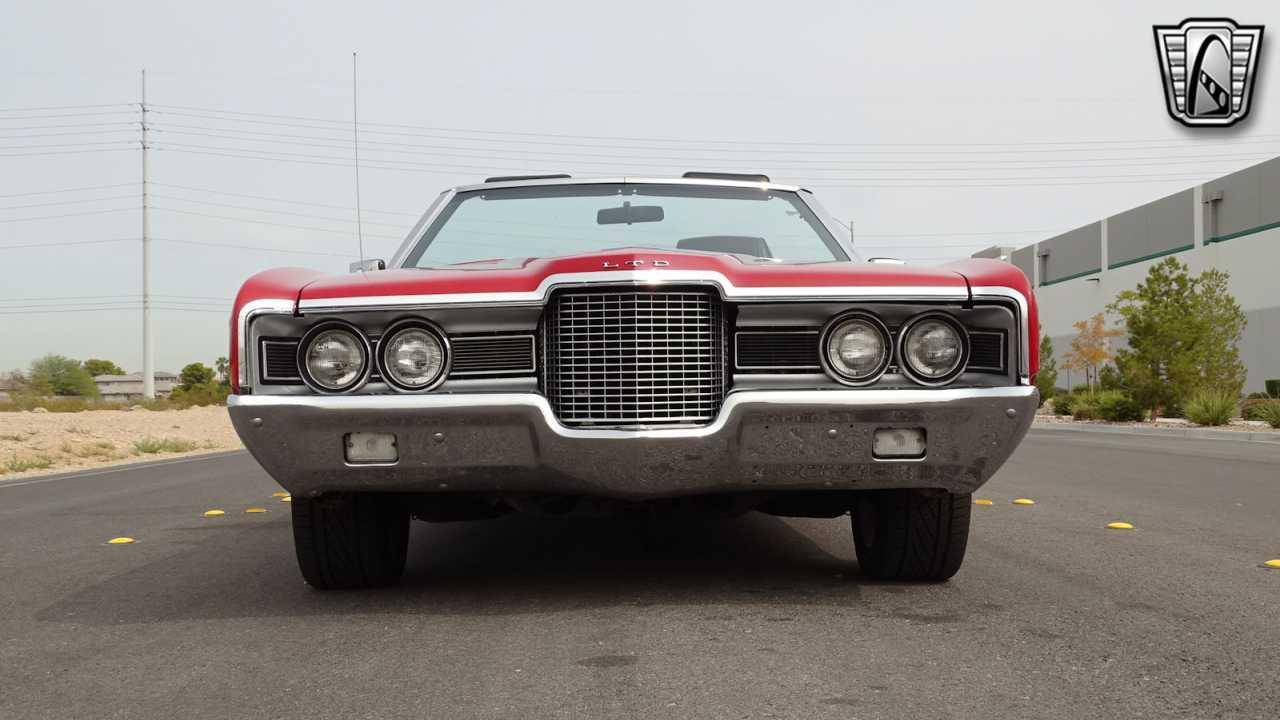 1971 Ford LTD 35