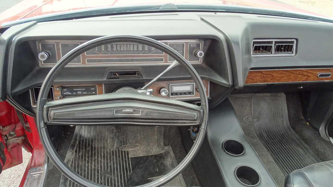 1971 Ford LTD 86
