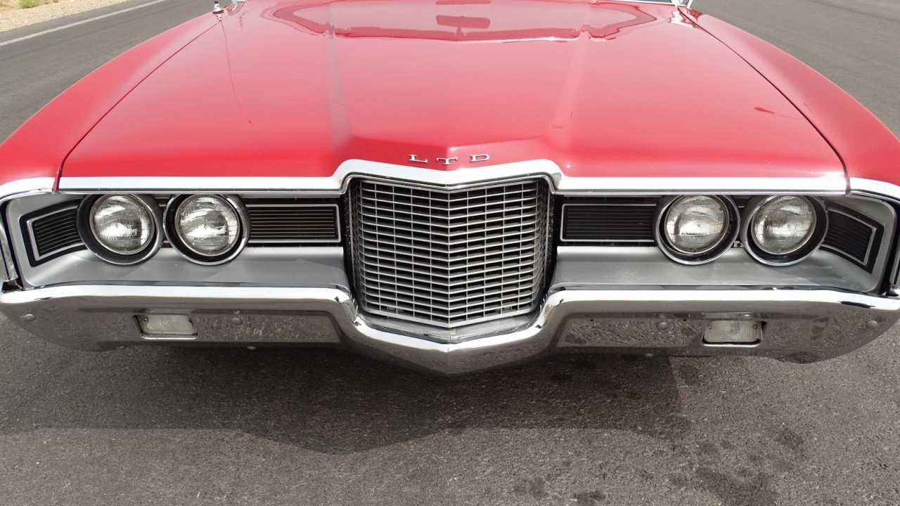 1971 Ford LTD 63