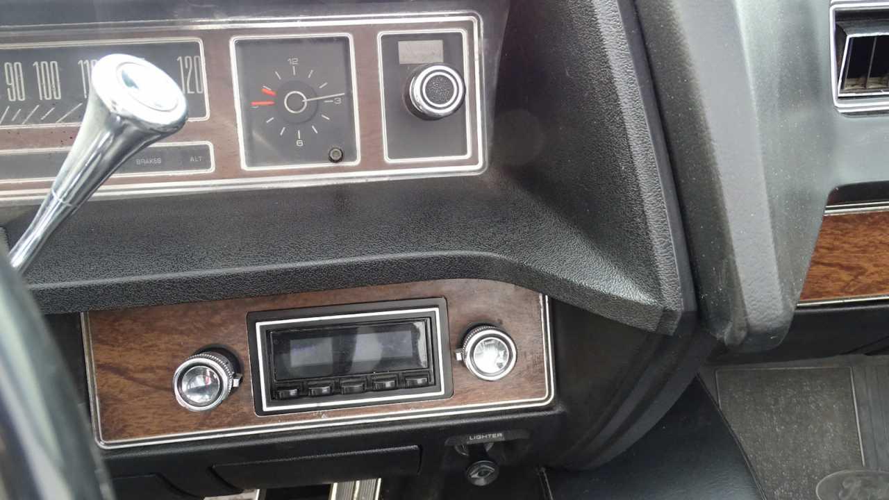 1971 Ford LTD 88