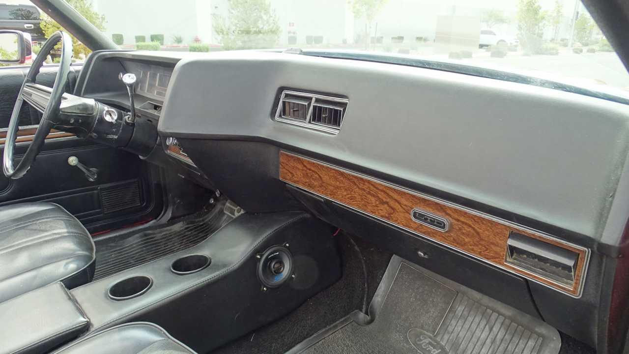 1971 Ford LTD 93