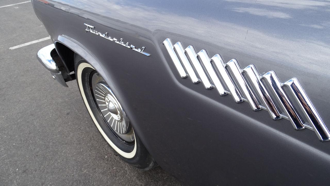 1957 Ford Thunderbird 21