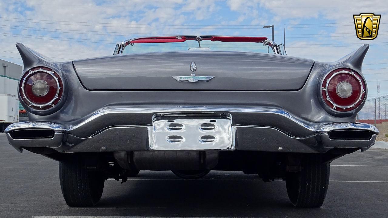 1957 Ford Thunderbird 78