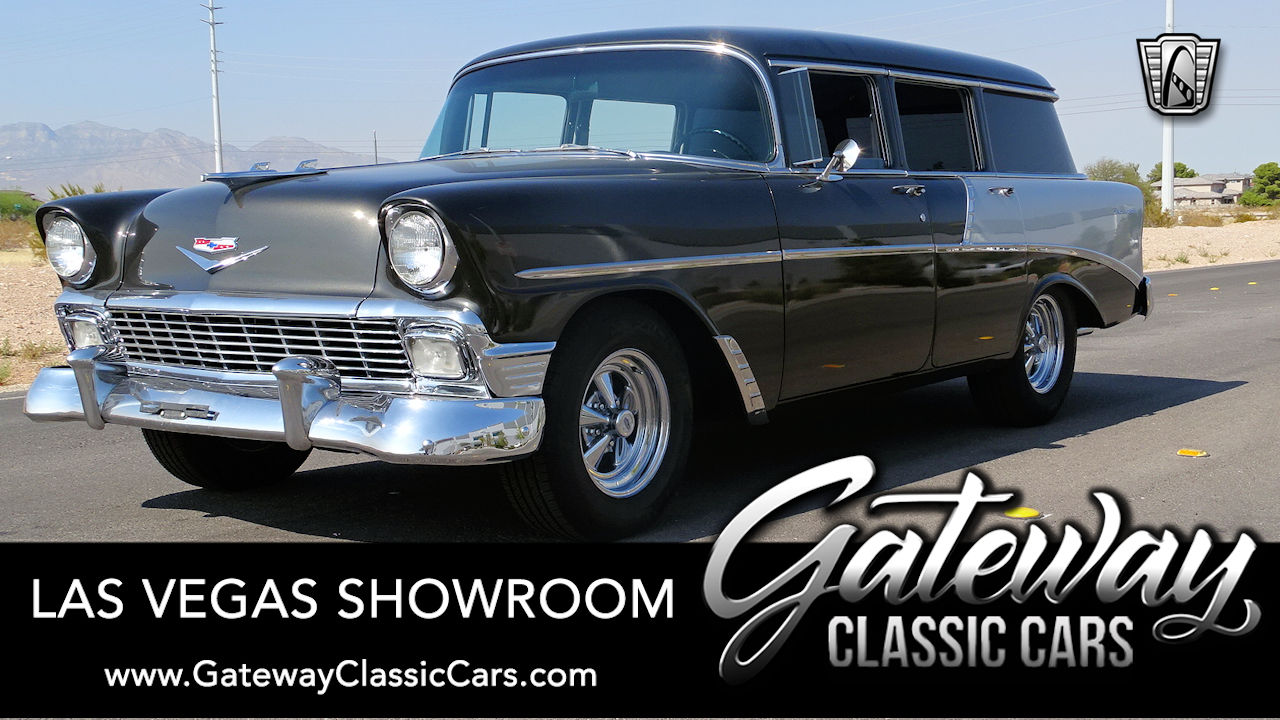 Used 1956 Chevrolet Bel Air Wagon