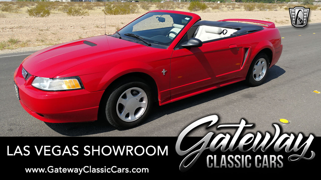 Used 2000 Ford Mustang