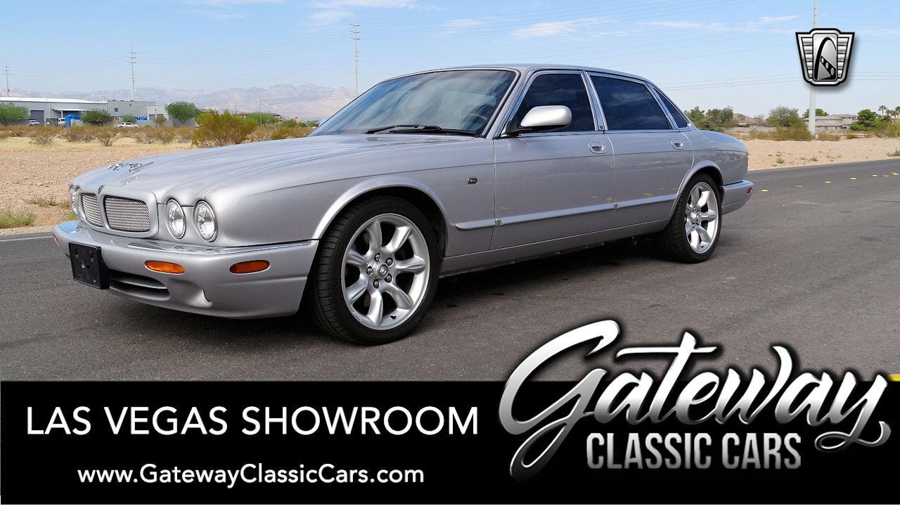 Used 2003 Jaguar XJR