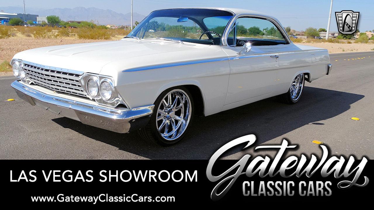 Used 1962 Chevrolet Bel Air