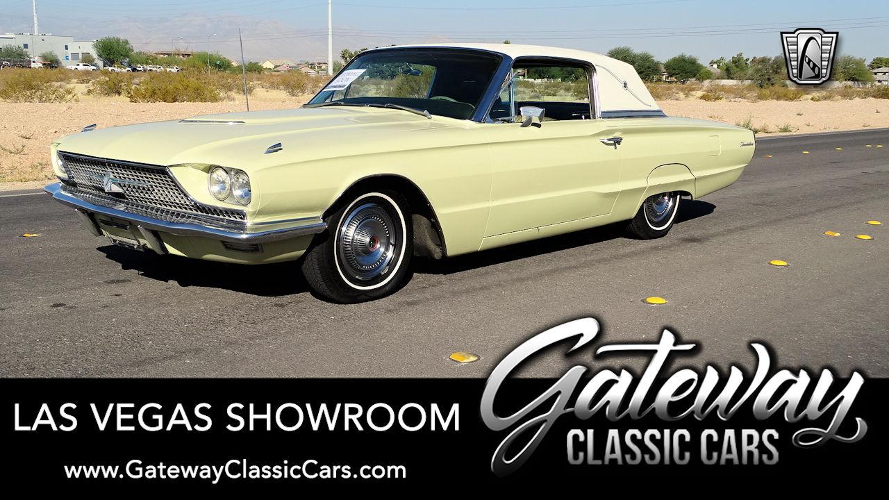 Used 1966 Ford Thunderbird