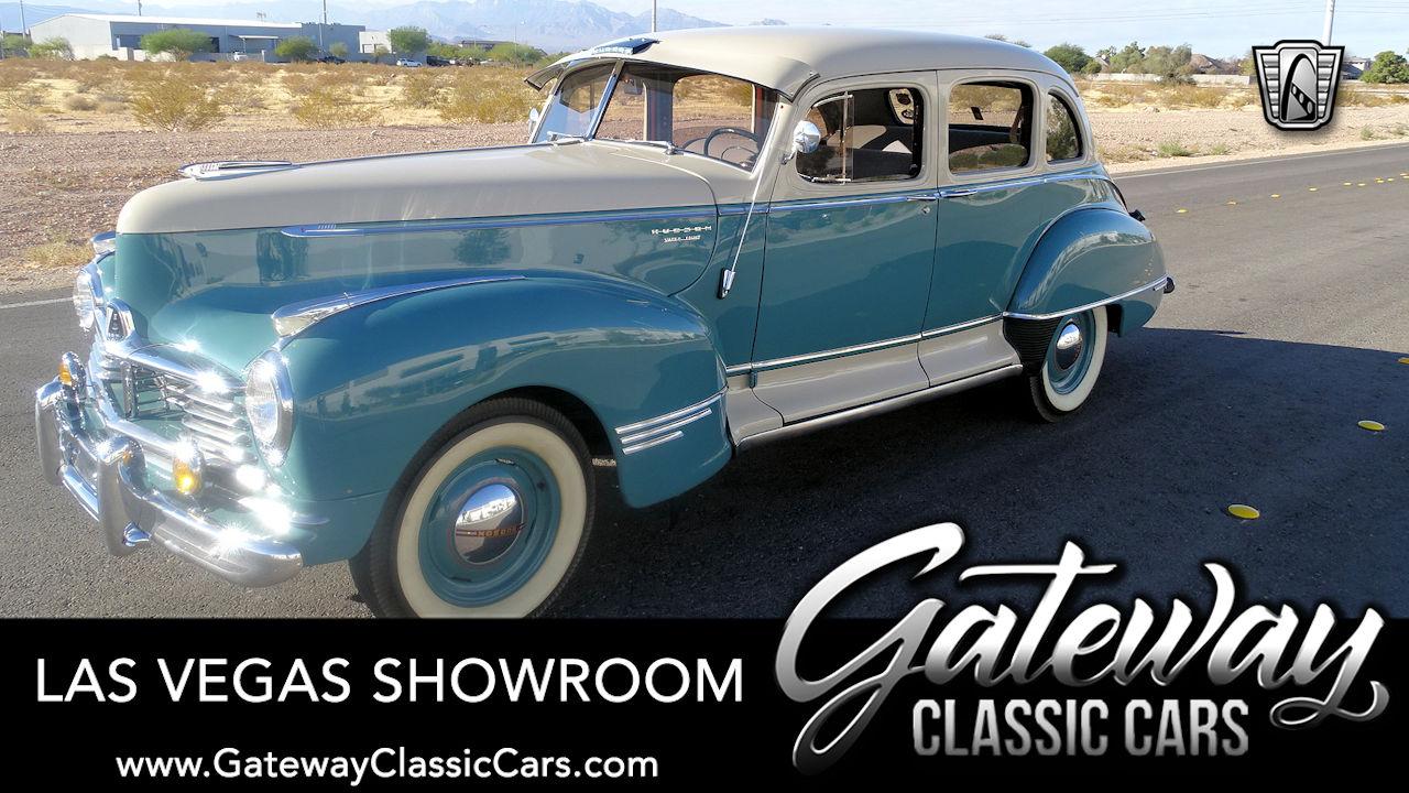 1947 Hudson Super Eight