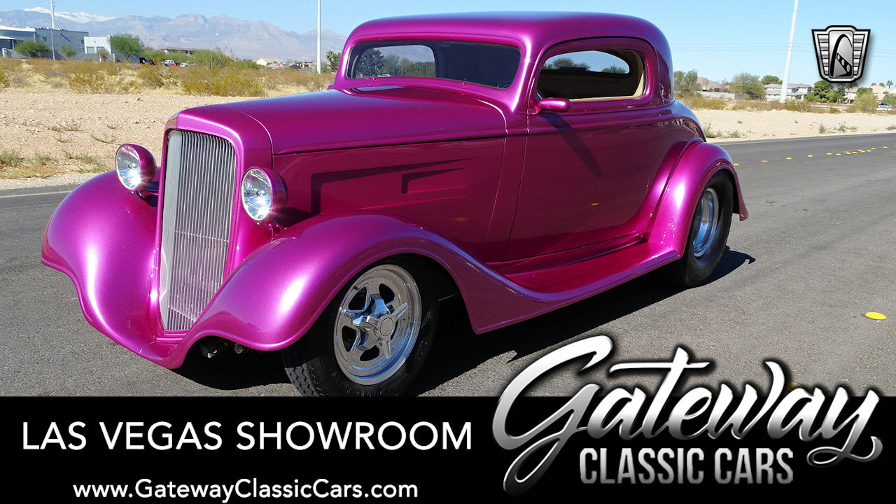 Used 1934 Chevrolet Coupe