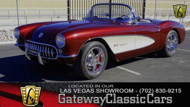 1957 Chevrolet Corvette<br><span style='font-size: large; font-style: italic'><b>  </b></span>