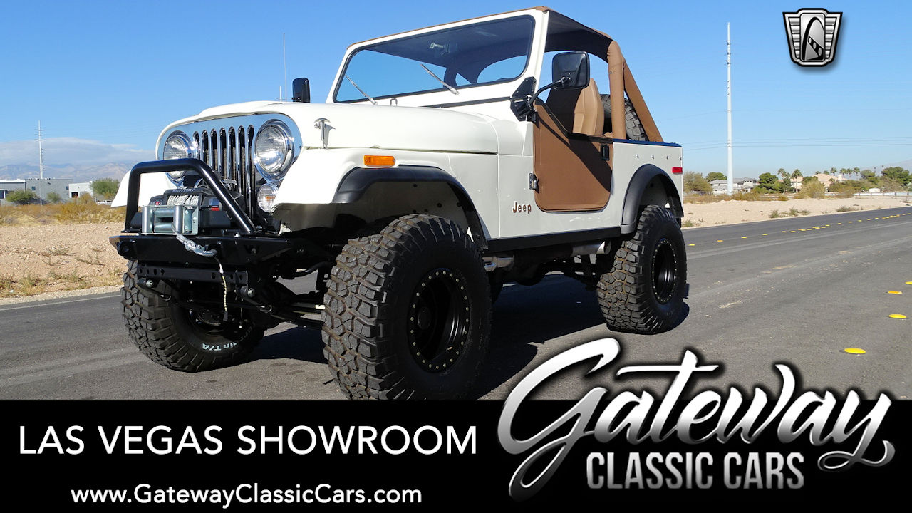 Used 1978 Jeep CJ7