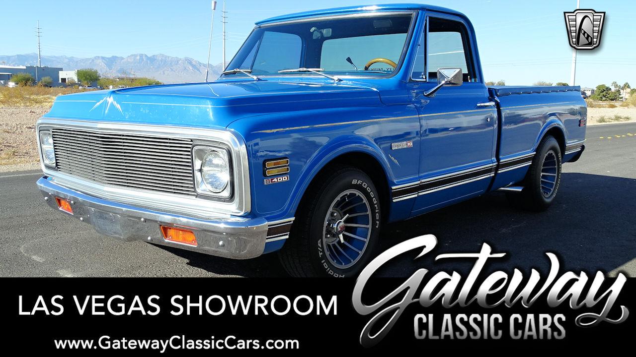 Used 1972 Chevrolet Cheyenne