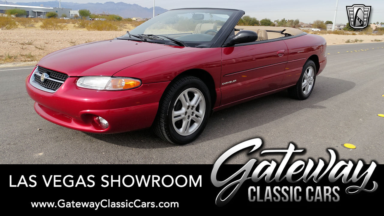 Used 1997 Chrysler Sebring