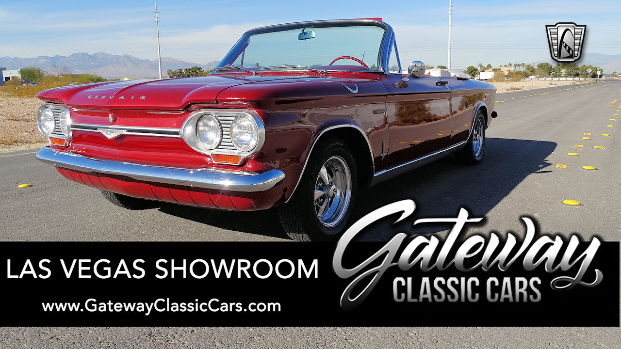 Used 1964 Chevrolet Corvair