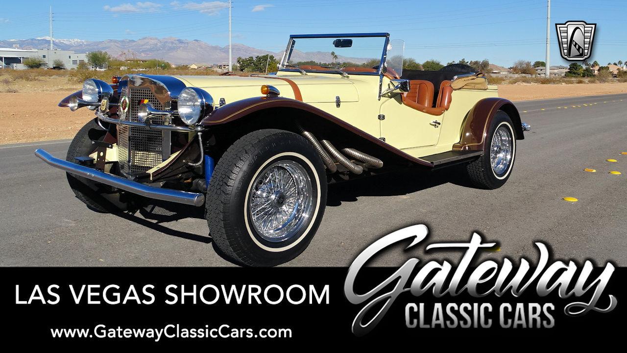 1929 Mercedes Gazelle