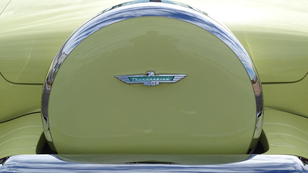 1957 Ford Thunderbird 94