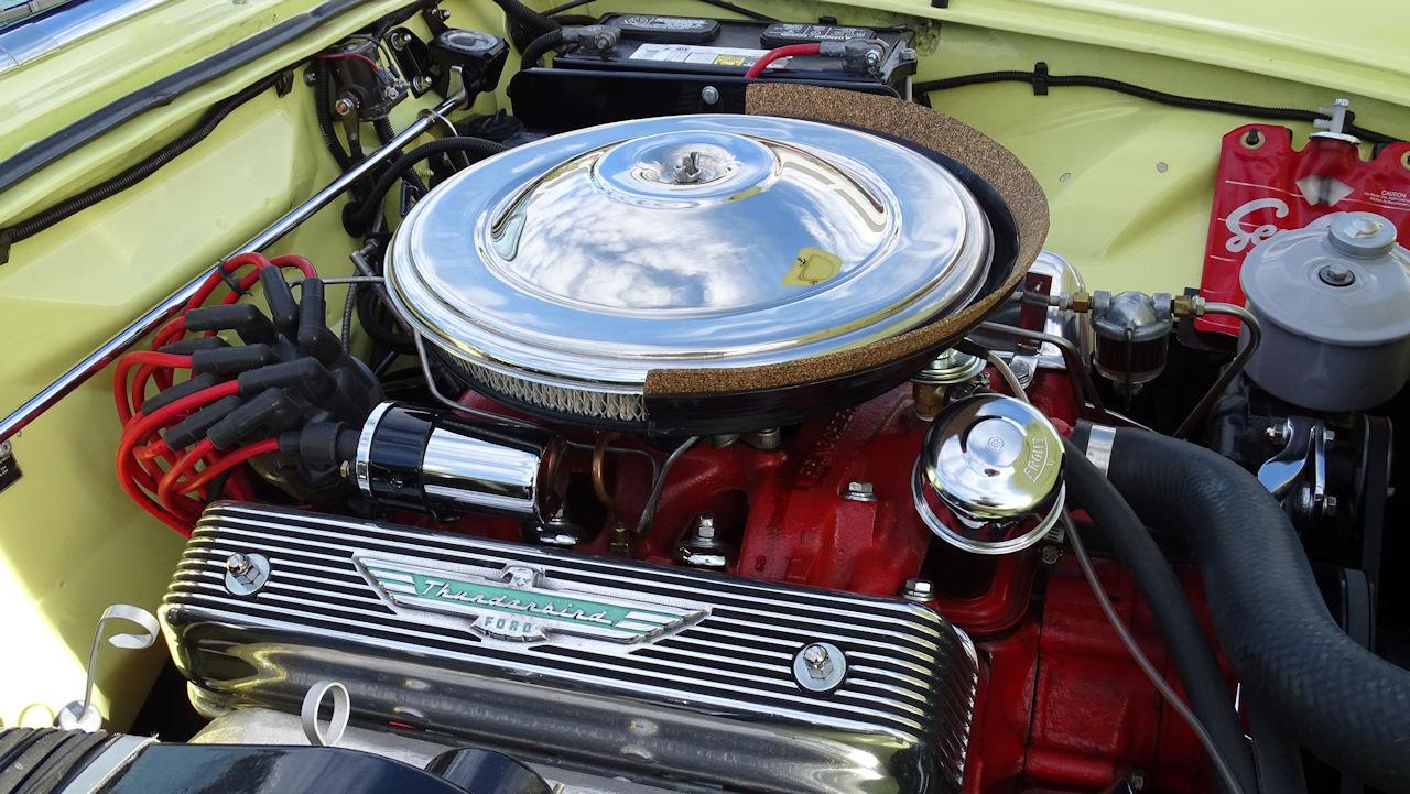 1957 Ford Thunderbird 96