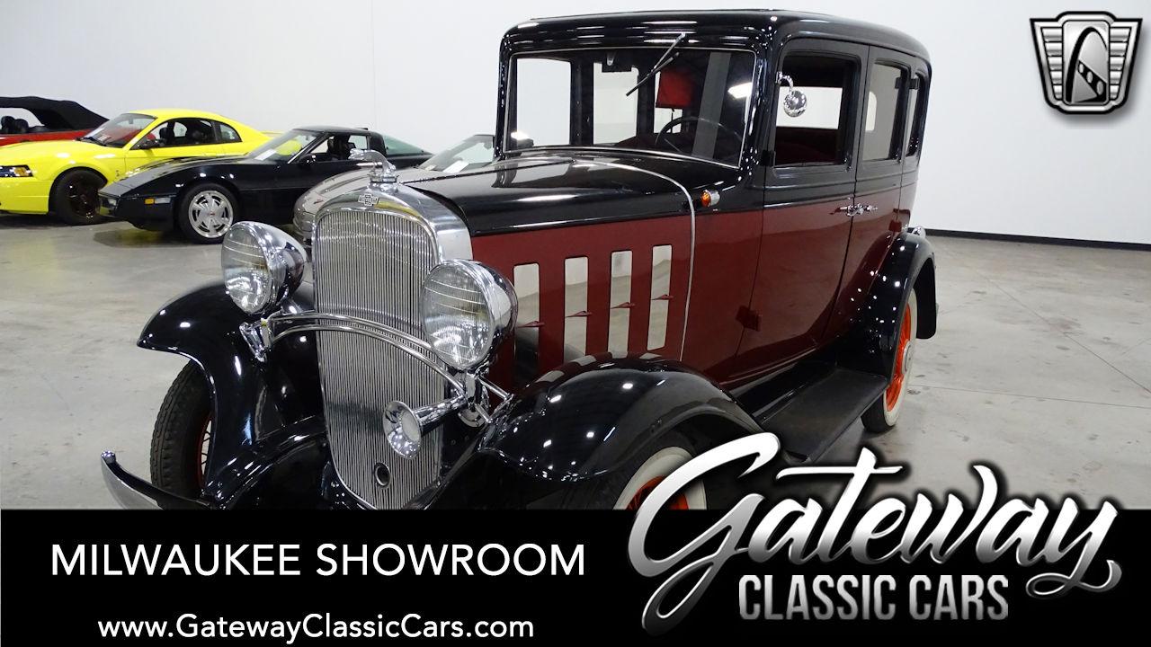 Used 1932 Chevrolet Sedan