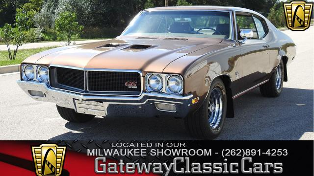 1970 Buick GS<br><span style='font-size: large; font-style: italic'><b>  </b></span>