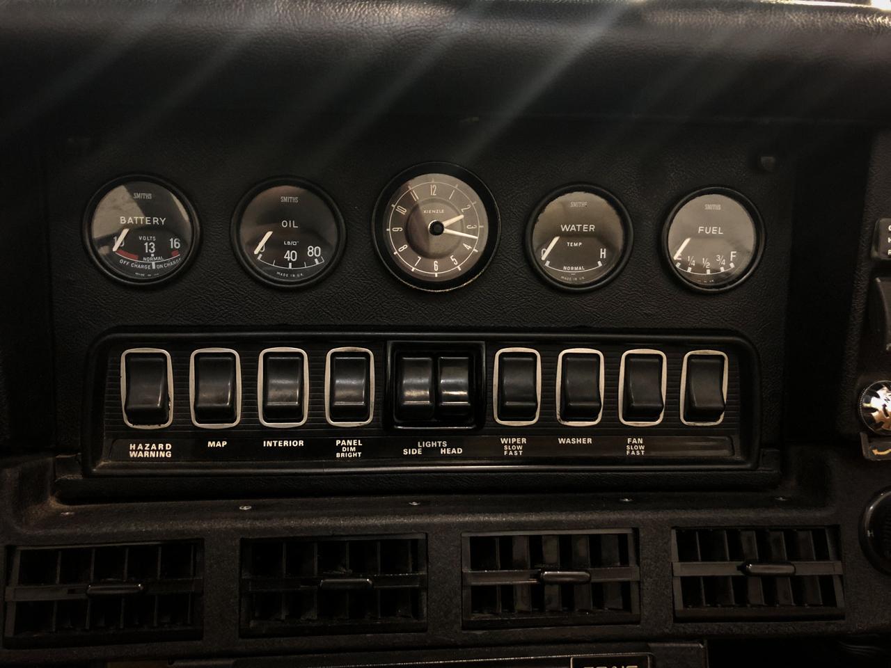 1973 Jaguar XKE 5