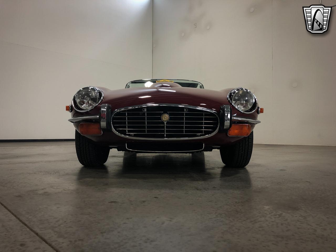 1973 Jaguar XKE 12