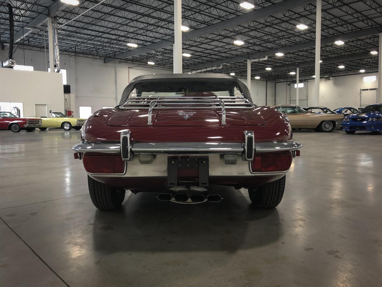 1973 Jaguar XKE 19