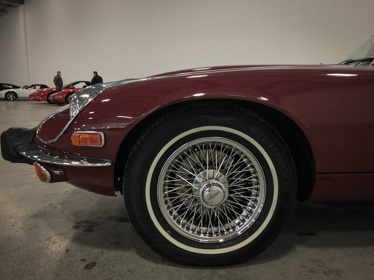 1973 Jaguar XKE 23
