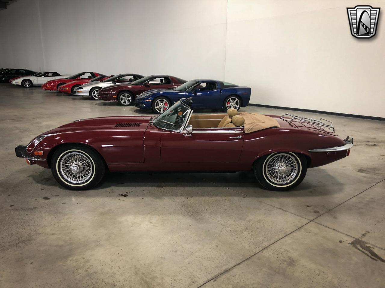1973 Jaguar XKE 32
