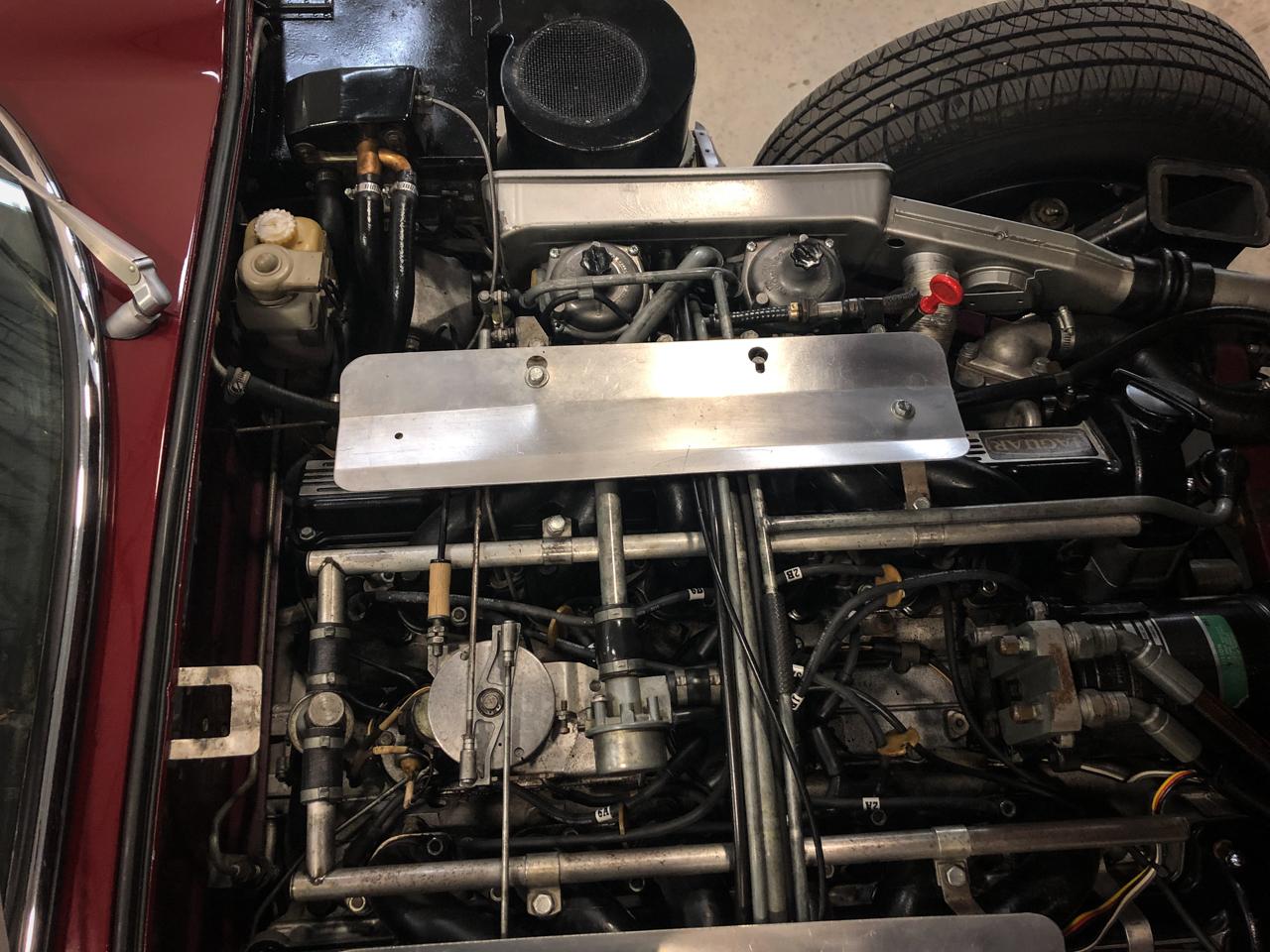 1973 Jaguar XKE 55