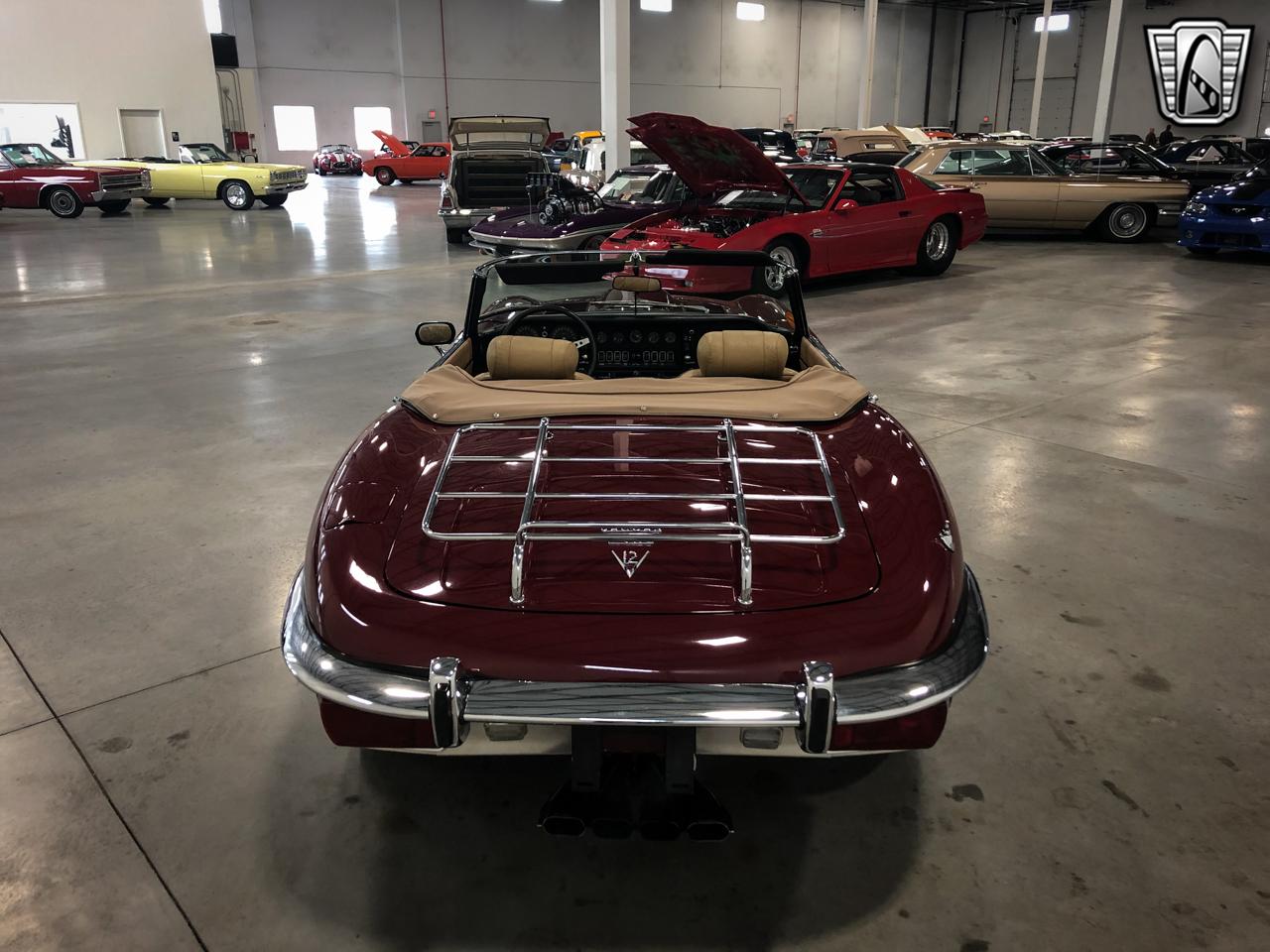 1973 Jaguar XKE 56